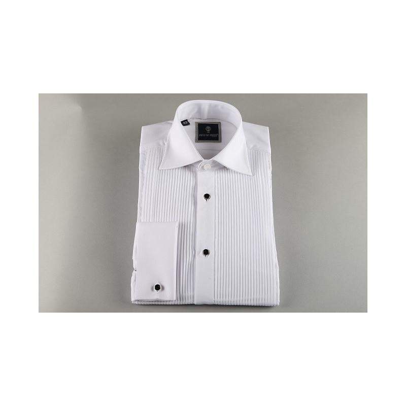 chemise blanche bouton de manchette. Black Bedroom Furniture Sets. Home Design Ideas