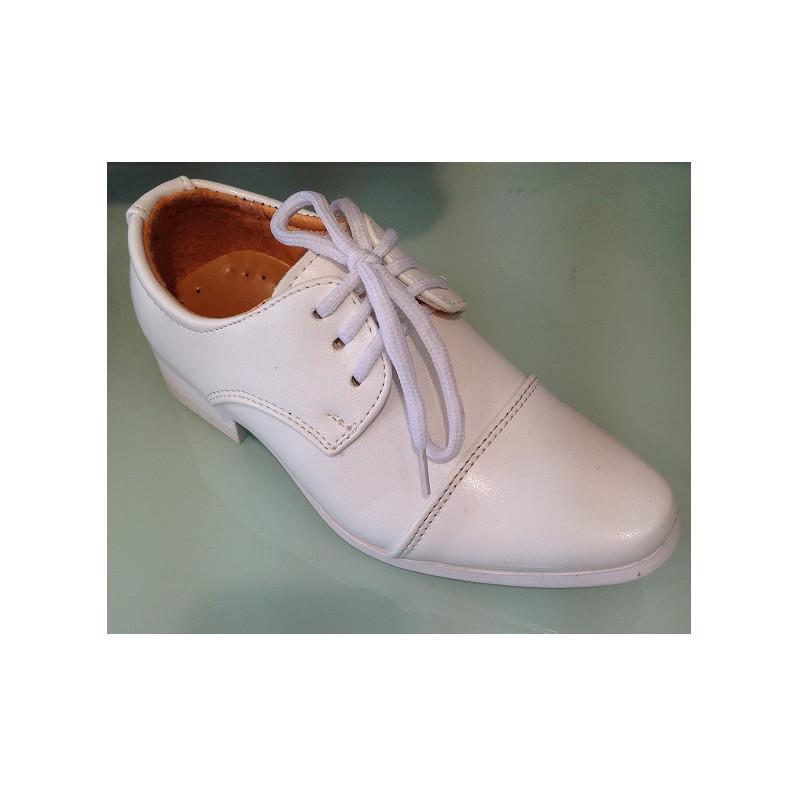 achat le plus récent commander en ligne site autorisé Chaussures enfant blanc mariage et ceremonie
