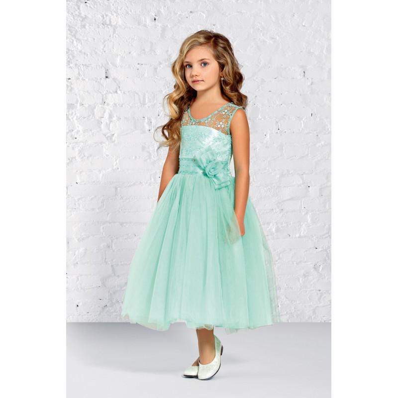 Petite robe vert pomme