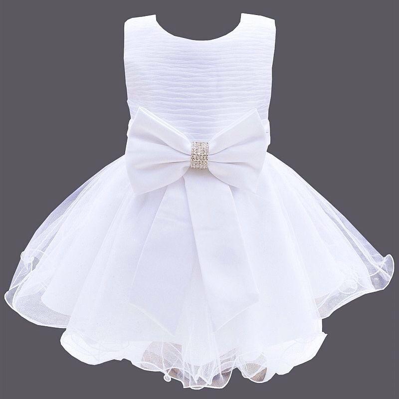 robe enfant ceremonie blanc eliora de 2 a 12 ans. Black Bedroom Furniture Sets. Home Design Ideas