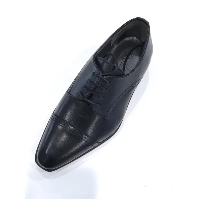 8562e5c7e83cf Chaussure enfant cérémonie en cuir