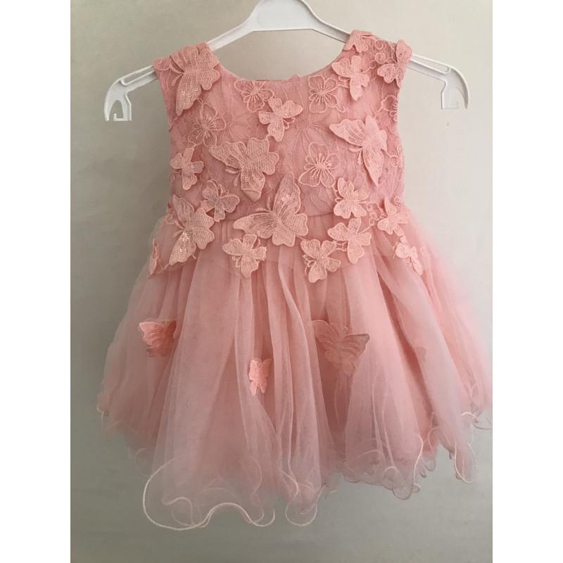 robe Selena bébé fille ceremonie et mariage